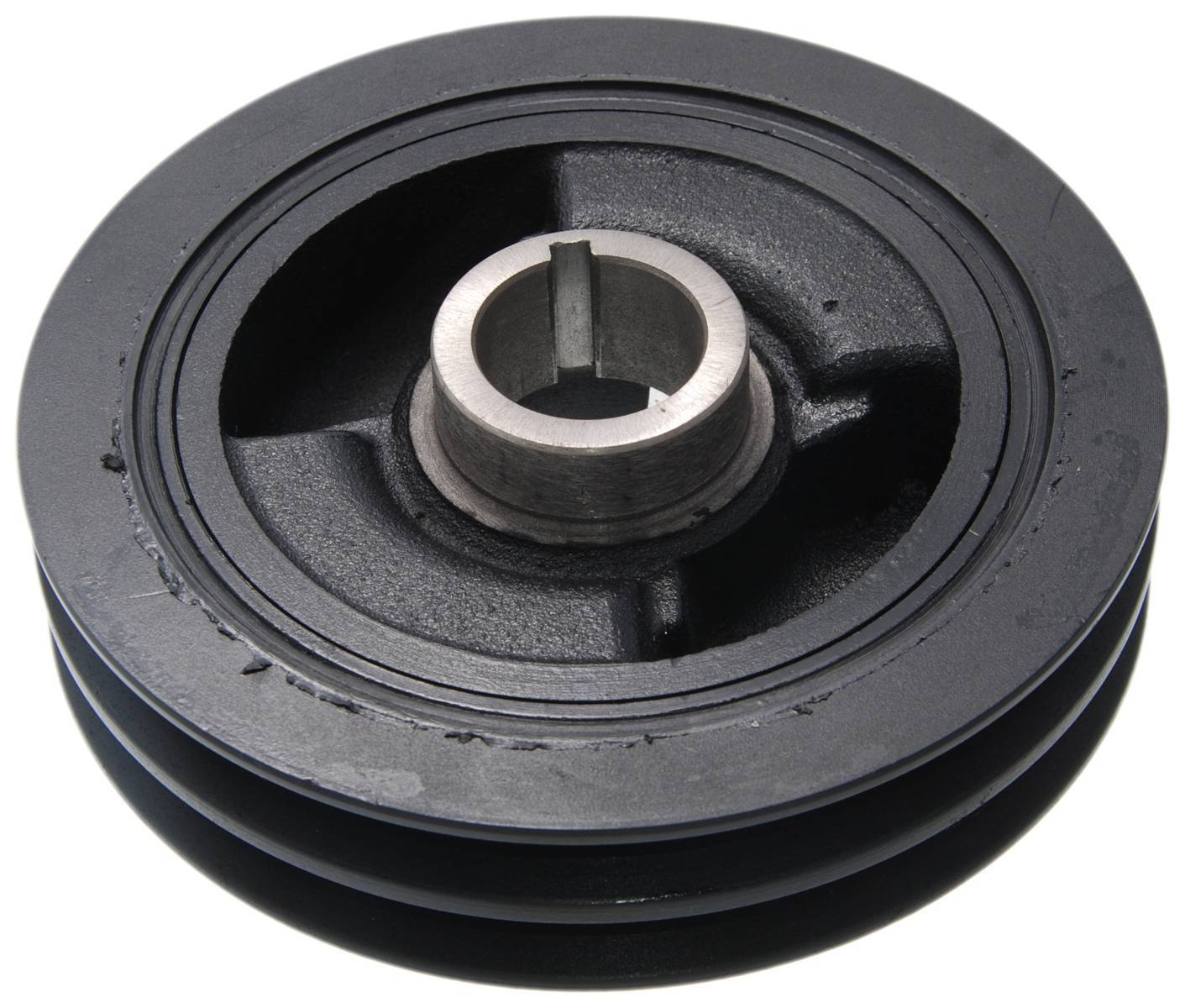 CRANKSHAFT PULLEY <font><b>ENGINE</b></font> 2L/2LTE/3L/<font><b>5L</b></font>/5LE FITS FOR <font><b>TOYOTA</b></font> HIACE TRH2## 13408-54090 image