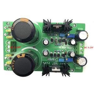 Image 3 - Nowy szybki zasilacz wyjście bardzo niski poziom hałasu liniowy Regulator rdzeń mocy dla wzmacniacza hifi CD DAC T0158