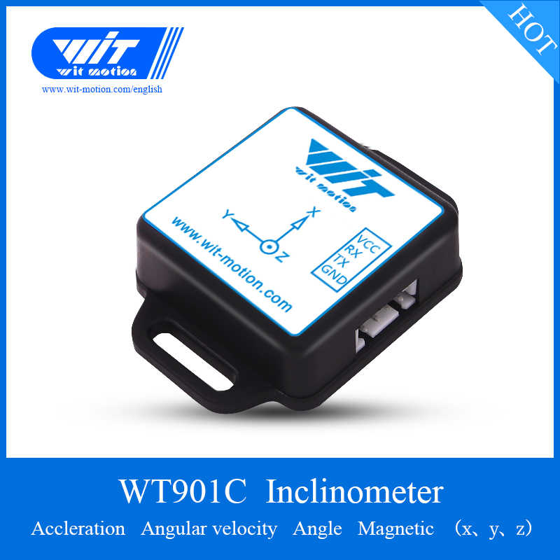 Detail Feedback Questions about WT901C AHRS Sensor 3 Axis