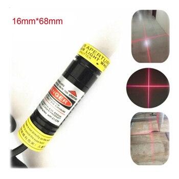 100 mw 650nm Infrarood Laser Module Diode Cross Positionering Licht Markering Machine