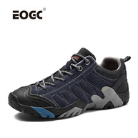 Plus Size Suede Leather Shoes Men High Quality Comfort Casual Shoes Sneakers Footwear Nonslip Rubber Outdoor