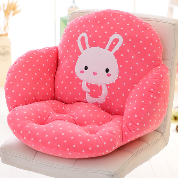 Lovely Cartoon Chair Cushion for Home Decor and Office, Thicken Seat - Home Textile - Photo 3