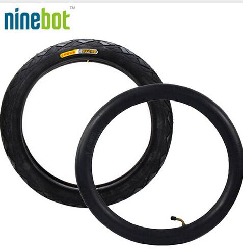 inner tube and outer tyer tire for Ninebot One C+E+A1+S2 scooter Ninebot one hoverboard repair accessaries free shipping