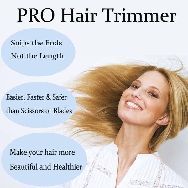 Pro Professionelle Haarschneidemaschine Für Das Produkt Sie Wollen Schönheit Professionelle Haar Split tirmmers tirmmer