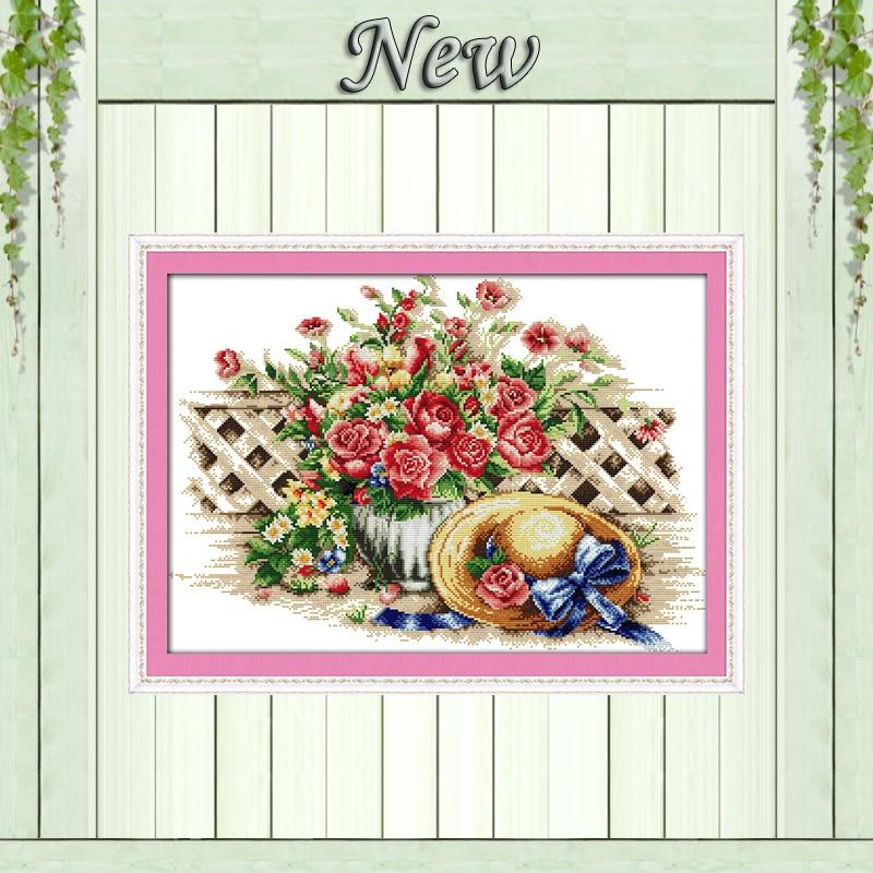 Сладкая цветочная шапочка, подсолнух, - Искусство, ремесло и шитье