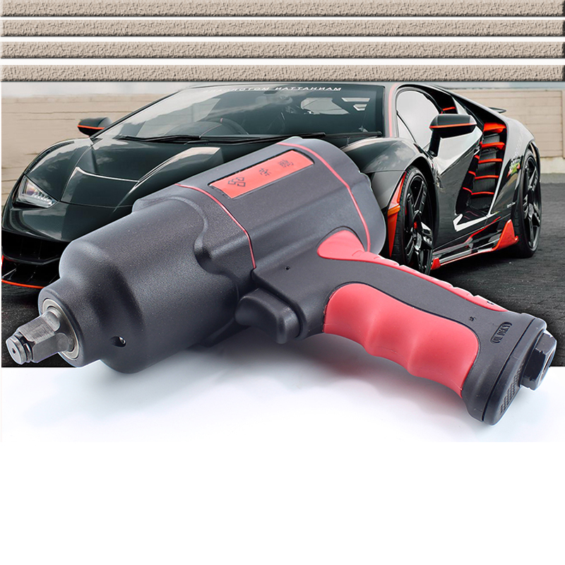 610N.M 1/2 Pneumatic Impact Wrench Air Wrench Tools Car Wrench Repair Tools Auto Repairing Spanner Impact Wrench610N.M 1/2 Pneumatic Impact Wrench Air Wrench Tools Car Wrench Repair Tools Auto Repairing Spanner Impact Wrench
