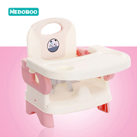 Medoboo Portable Baby Chair Feeding Table Baby Dining Chair Children Eating Seat Adjustable Folding Infant Dinner Table 30