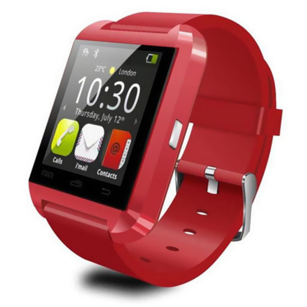 Hot sales MTK U watch U8 Bluetooth smart watch Wrist Watch U smartWatch for For iPhone Samsung HTC Android Phone Smart watch