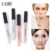 Cocute Face Makeup Concealer Pen Highlight Contour Liquid Pe