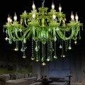 Moderne kronleuchter beleuchtung indoor hause beleuchtung lüster e pendentes Schlafzimmer wohnzimmer Küche led kristall kronleuchter-in Kronleuchter aus Licht & Beleuchtung bei