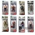 The Walking Dead Daryl Dixon Hershel Greene Bungee Walker Andrew Lincoln Michonne Rick Grimes Fêmea Faca Peletier figura pvc