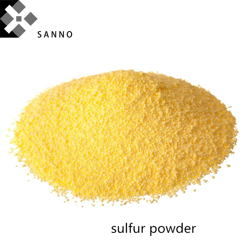 High Purity 99.9% 30nm / 50nm Nanoparticle Sulfur Powder S Yellow Powder For Experimental Research