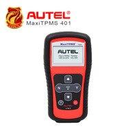 New Generation TPMS Diagnostic Service Tool MaxiTPMS TS401 100 Original Free Online Update Unparalleled Sensor Coverage