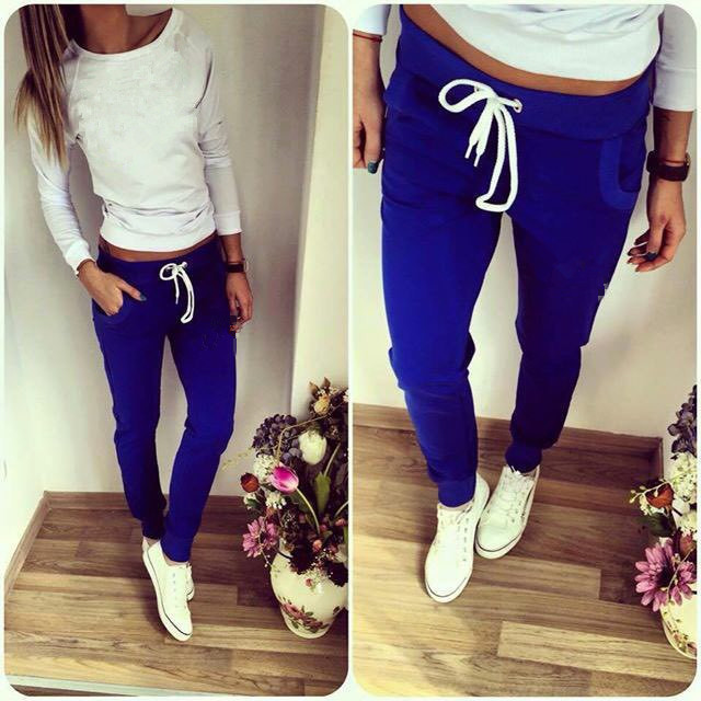 New Brand Spring Autumn Women Letter Printed Long Sleeve Pullover Sweatshirts+Pants 2 pcs Set Tracksuits Suits Sportwear Sets