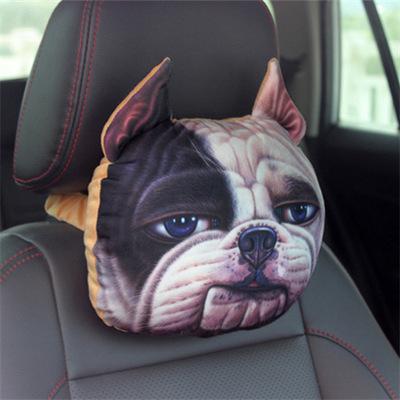 New-Cute-Animal-Car-Headrest-Cartoon-Handsome-Dog-Nap-Cushion-Pillow-Waist-Pillow-With-Core-Activated.jpg_640x640 (7)
