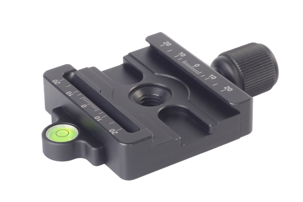 SUNWAYFOTO M AC-14 Quick Release Clamp For Arca and Manfrotto Quick Release Clamp Plate Tripod Ballhead Quick Release Clamp