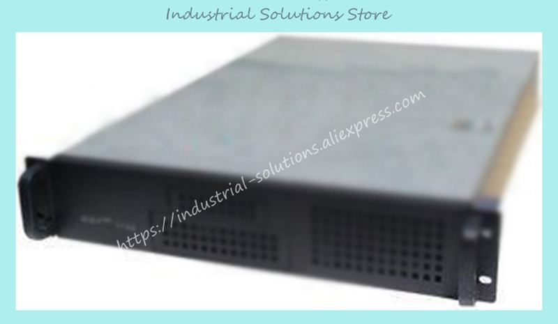 New At Tower Server Computer CASE-AT 2U-23550 Atx Standard Power Supply