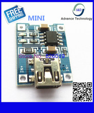 1pcs TP4056 1A 5V mini usb interface port li-ion Battery Charging Board Charger Module DIY