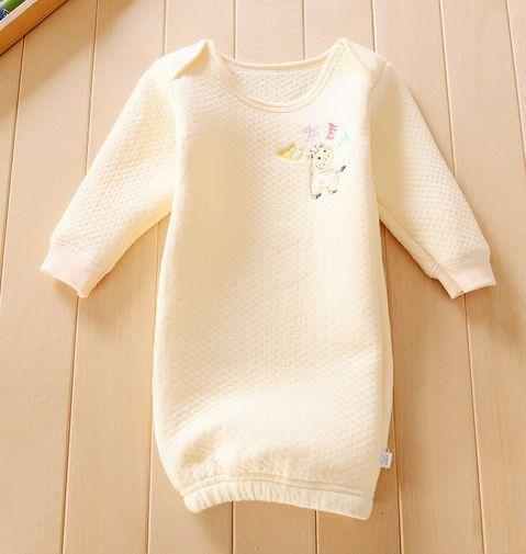 Autumn Newborn carter Baby Girl Sleepwear & Robes Sleeping Bag Pajama Sleepsack carter Baby boy thick warm Sleepwear & Robes