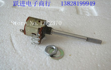 [BELLA] Imported Japanese ALPS 6DP-3111-118-71210-100KA single joint potentiometer with switch  –10PCS/LOT