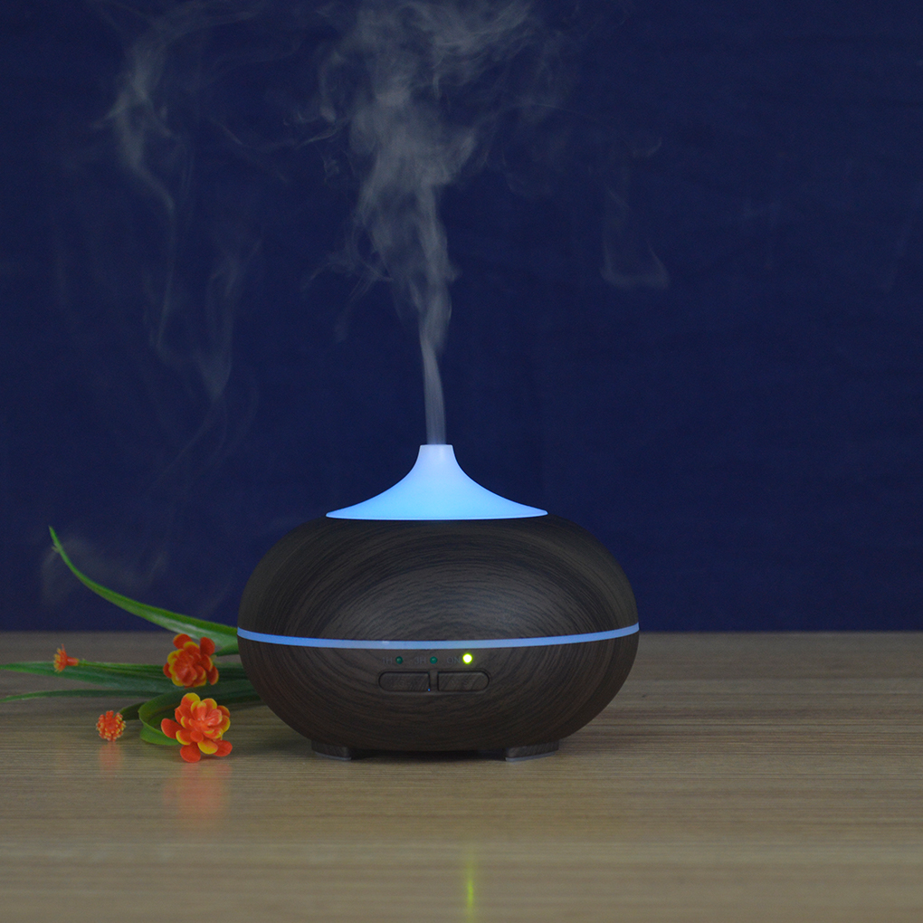 Ultrasonic Fragrance Essential Oil Incense Burner Cool Mist Humidifier Aromatherapy Diffuser Purifier Deodorizing incense burner