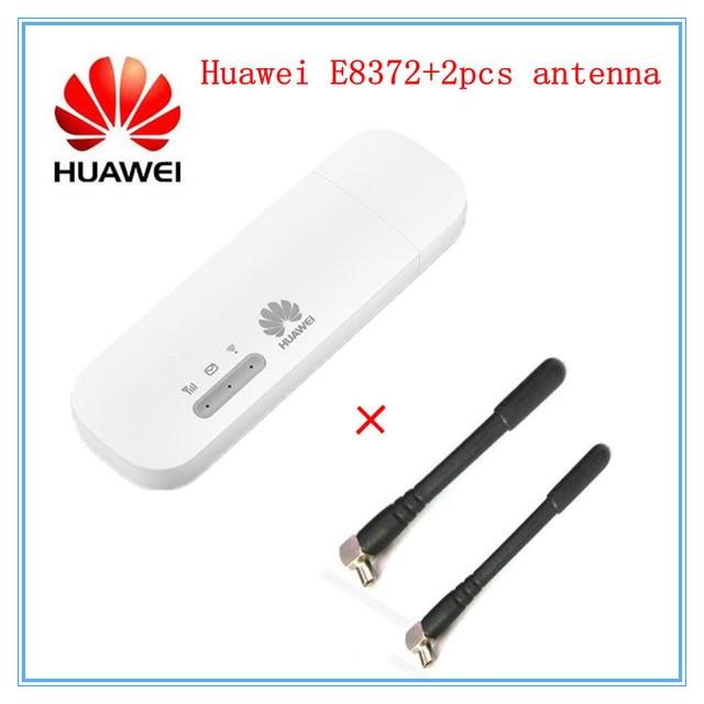 Huawei E8372 Wingle E8372h-153 Car Hotspot 4g Router Sim Slot Antenna Mifi 4g Unloked Router Wifi E8372h-608 Pocket Wifi