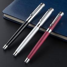 Высококачественная металлическая ручка шариковая офисные принадлежности