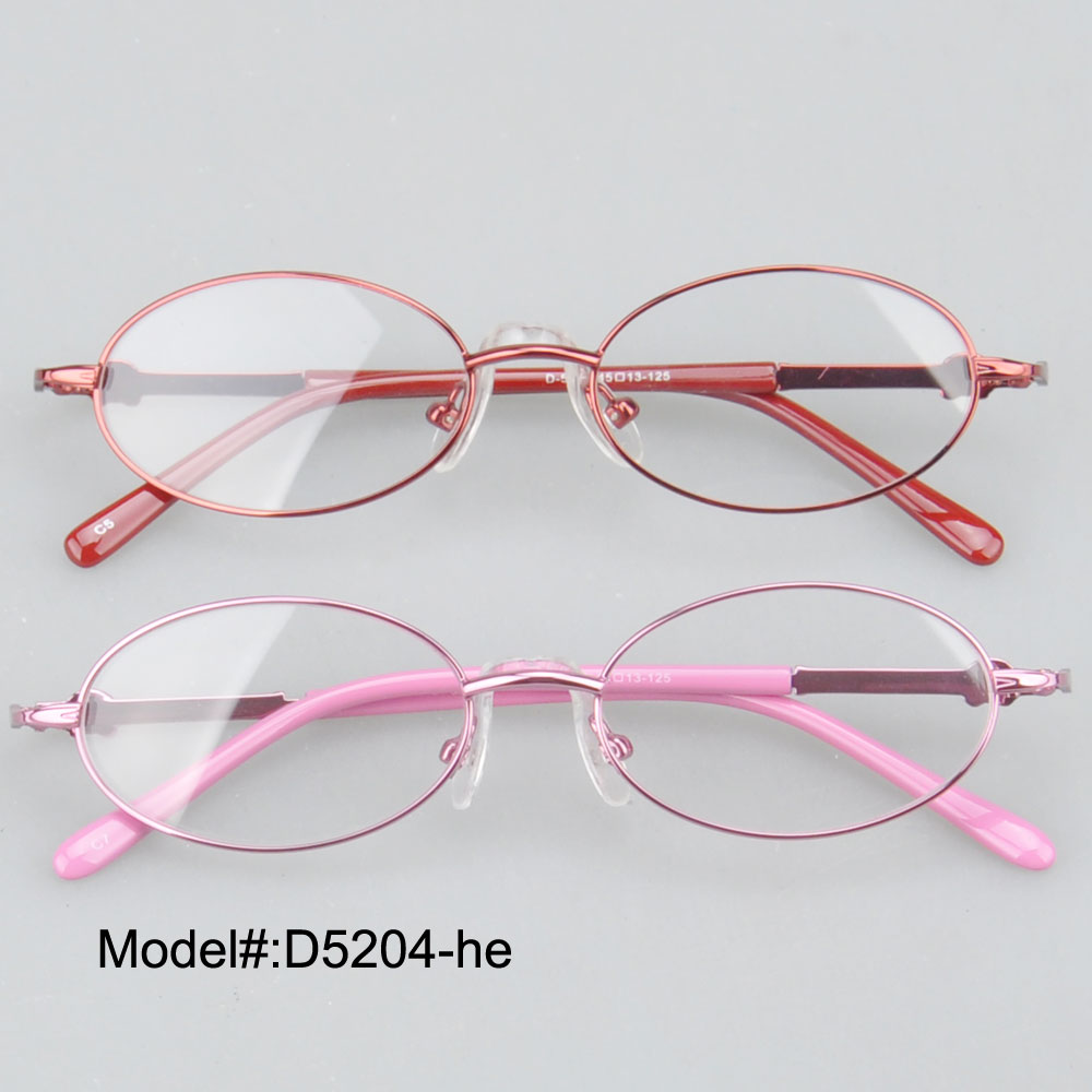 ⊹Magic Jing 5204 Free shipping colorful fashion kid eyeglasses ...