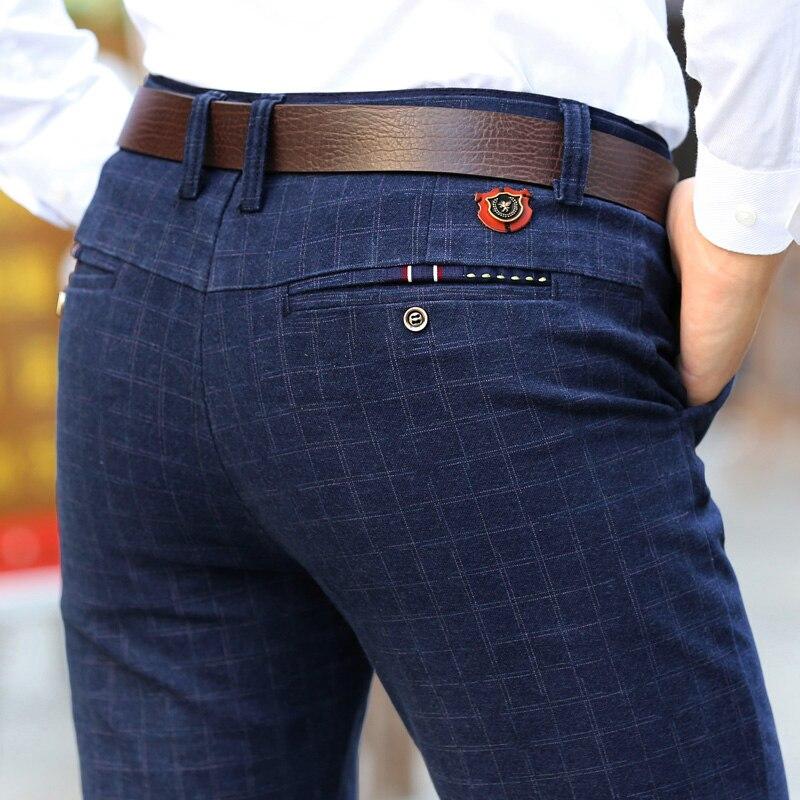 Popular Plaid Dress Pants for Men-Buy Cheap Plaid Dress Pants for ...
