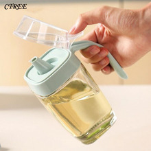 CTREE 350ML/550ML Creative Glass Jug Leakproof Oil Tank Vinegar Pot Soy Sauce Bottle Sesame Kitchen Tool C638