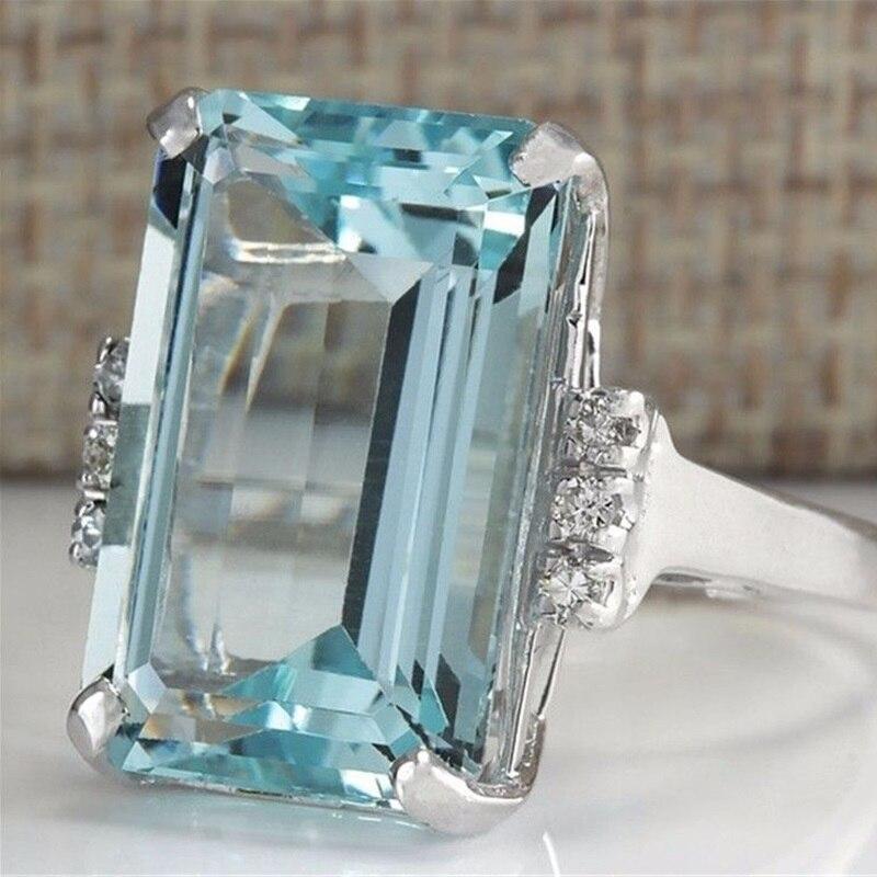 f3f0777b7a33 Elegante anillo de plata amatista Natural ovalado 13 MM X 18 MM púrpura  oscuro Multicolor 925