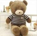 2015 Новый Короткий Flur Медведя Плюшевые Игрушки Мягкие Чучела Животных куклы Классические Игрушки 60 СМ 22 ''Дети Подарок 3 Цвета доступны