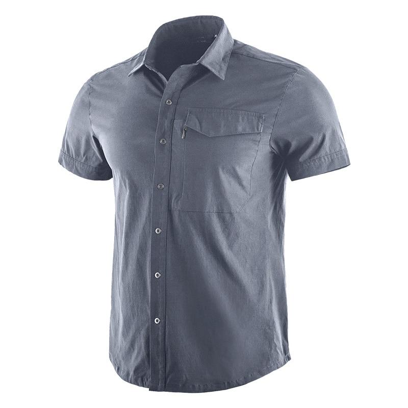 2018 nouveaux hommes chemise militaire combat tactique chemise armée - Vêtements pour hommes - Photo 6