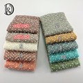 10 pcs/ lot (75x50cm)Knit Bobble Wraps Mini Small Ball Baby  Newborn Photography Props