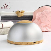 GX.Diffuser Rechargeable USB Air Purifier Cleaner Sterilization Mini Ozone Ionizer Freshener For Home Wardrobe