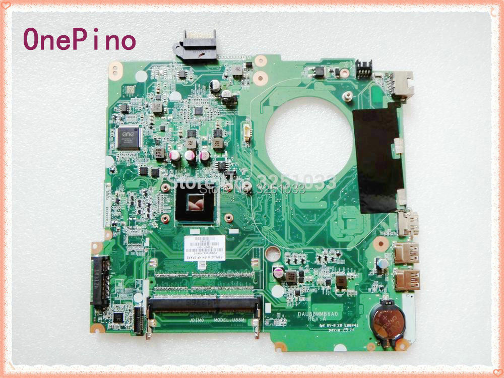 779457-501 for HP 15-F001xx 15-F033WM 15-F059WM 15-F098nr laptop motherboard N2840 CPU 779457-001 DAU88MMB6A0 / DA0U87MB6C2