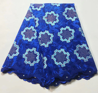 High Quality Swiss Voile Lace 2017 African Voile Swiss Lace Fabric African Stones Swiss Cotton Voile Lace Fabric For Clothes
