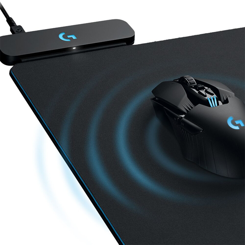 405843de10e Logitech POWERPLAY wireless charging system wireless charging mouse pad  support G903 G703 mouse charging-in Mouse Pads from Computer & Office on ...