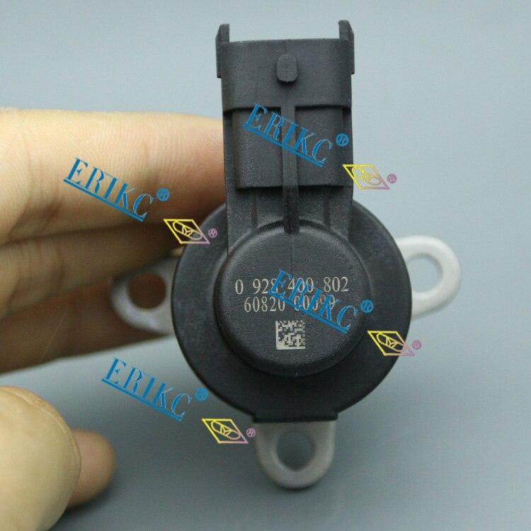 ERIKC 0928400802 Common Rail System pump Pressure Control Valve unit,metering valve 0 928 400 802