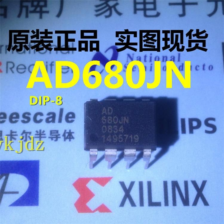 1 шт./лот AD680JN AD680JNZ AD680 AD680J DIP 8 новый оригинальный продукт быстрая