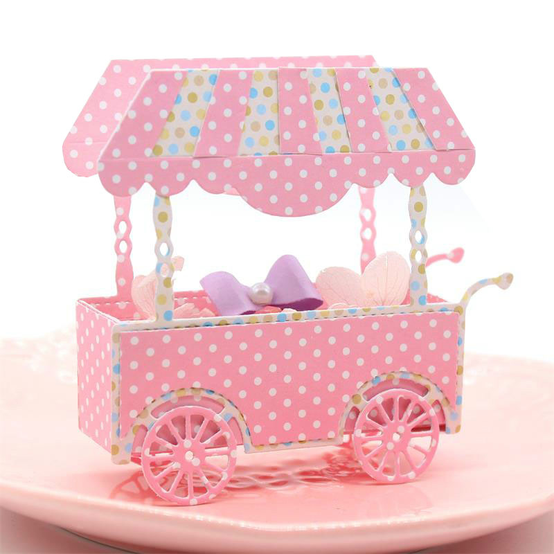 KSCRAFT Candy Stand Metal Cutting Dies Stencils For DIY Scrapbooking/photo Album Decorative Embossing DIY Paper Cards