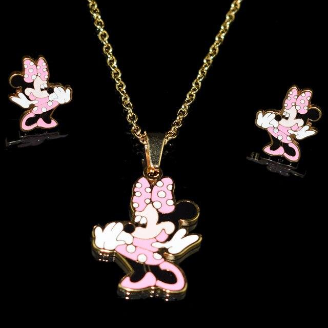 Cartoon Mickey Minnie...