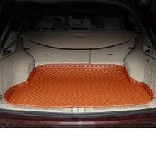 Lsrtw2017 Durable PVC Car Trunk Floor Mat for Acura RDX 2012 2013 2014 2015 2016