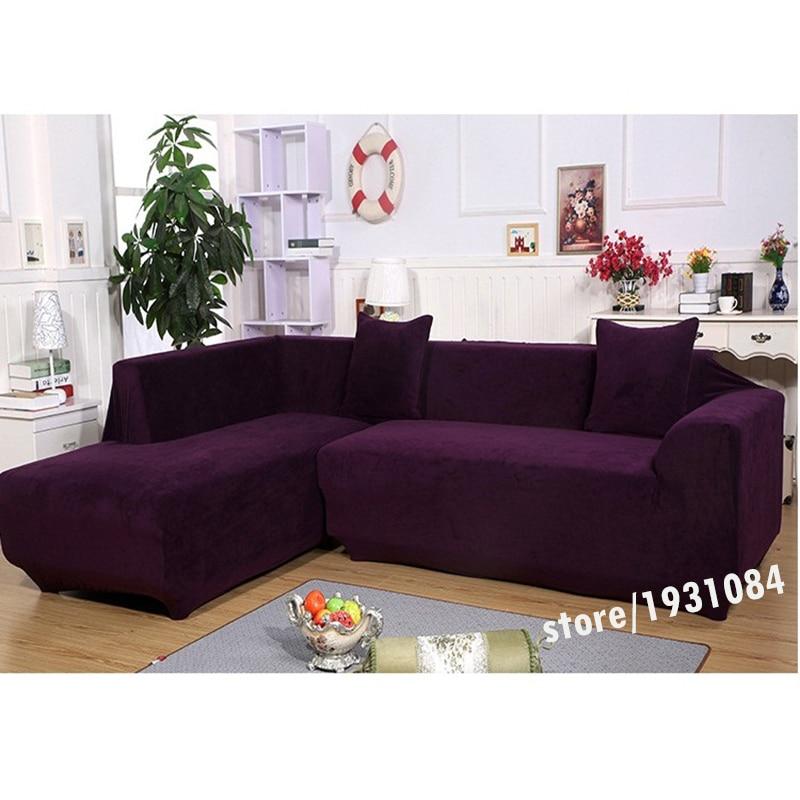 Buy Elastic Sofa Cover For Living Room Plus Velvet Elastic Sofa Cover For Living Room Plus Velvet Fabric Sofa Cover Thicken Sofa Towel