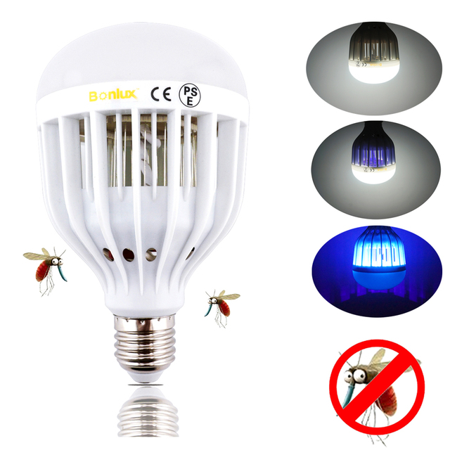 Bug Zapper Bulbs >> Led Bug Zapper Light Bulb 10w Mosquito Killer Bulb E26 E27 Wasp Bug