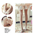 Princess sweet lolita pantyhose  new aesthetic system with bowknot pantyhose Flowers base in the stockings W122