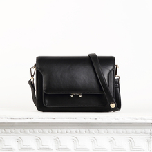 Classic Design top PU leather material Women Messenger Bags a0270