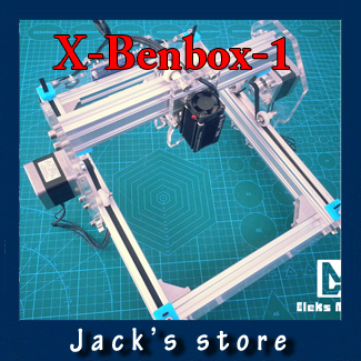 X Benbox 1 500mw DIY laser engraving font b machine b font diy marking font b