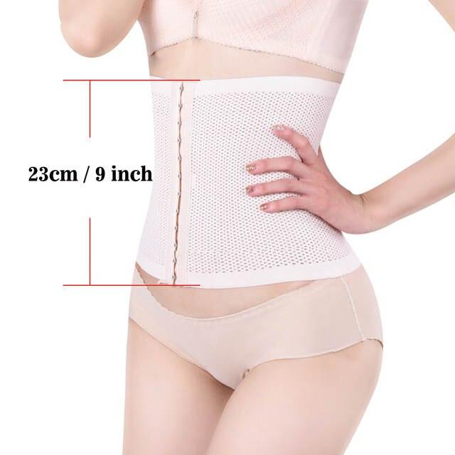 Sexy Women Stomach Shapers Waist Shaper Body Shaper Women Underwear  Seamless Weight Loss Stomach Wrap Tummy 849ce510d8d1