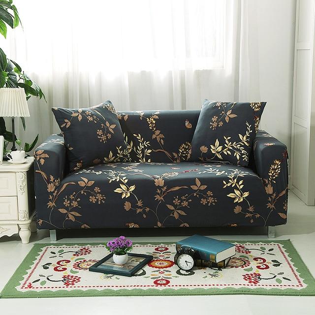 New Fashion Printed Universal Stretch Sofa Covers